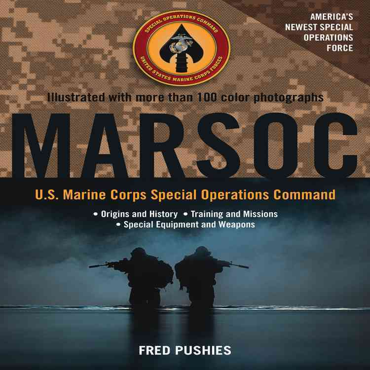 Marsoc By Pushies, Fred J.